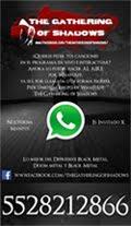 Grupo de WhatsApp The Gathering of Shadows