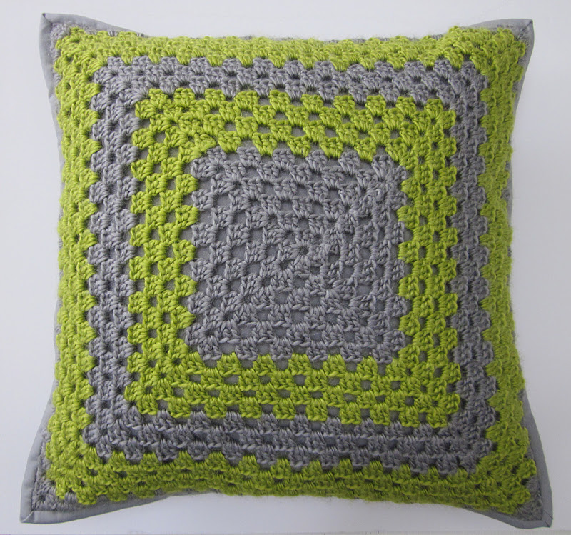 Sotak Handmade Crochet Pillow Cover Gorgeous How To Crochet A Pillow Cover