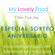 My Lovely Food está de sorteo!