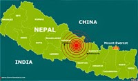 4.5-magnitude earthquake strikes Nepal again