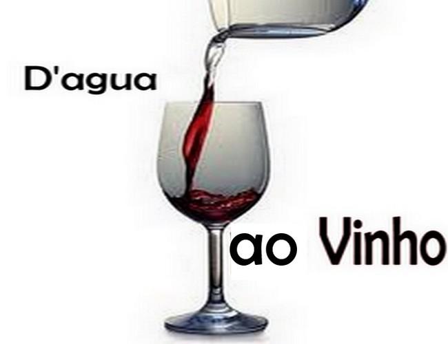 D' água ao vinho