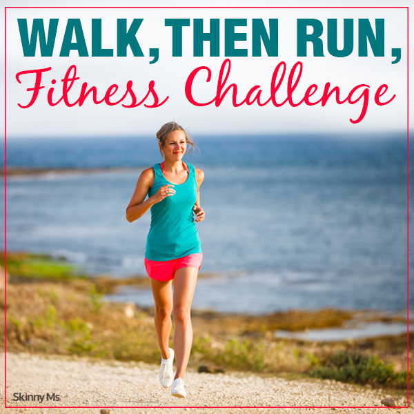 Walk, Then Run: Fitness Challenge