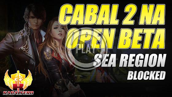 Cabal 2 NA - SEA Region Blocked