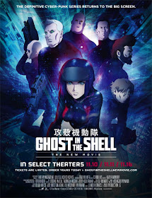 Ghost in the Shell: La nueva película (2015) [Vose]