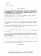 """A CONSELLERÍA DE MEDIO AMBIENTE FAVORECEU AMBITOS DE ORDENACIÓN SEN """"AAE"""" (ANO 2007)"""