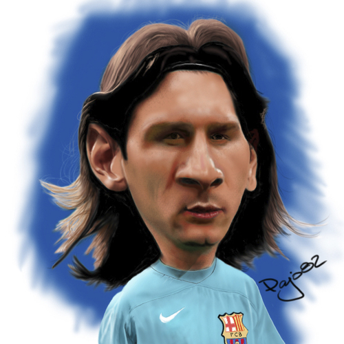Funny Lionel Messi Pictures