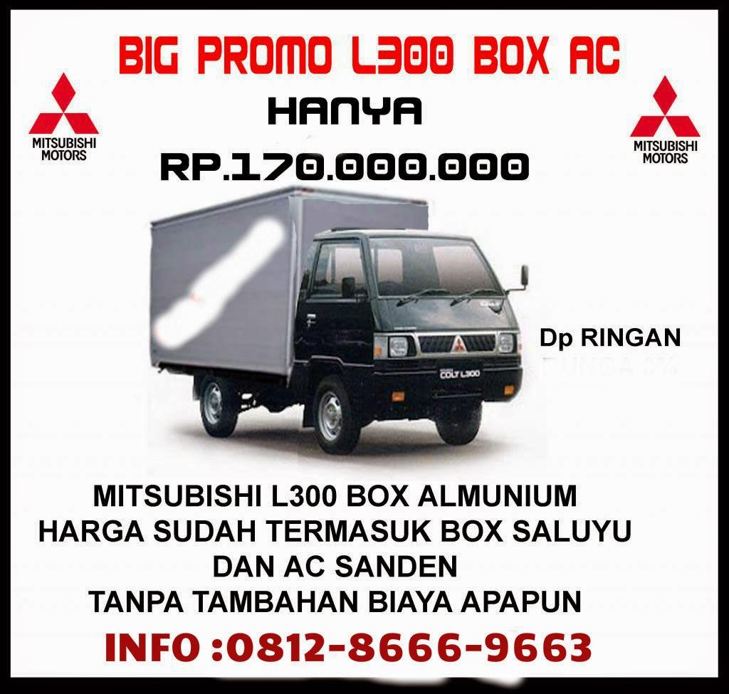 Mitsubishi Niaga Pick Up Promo L300 Box