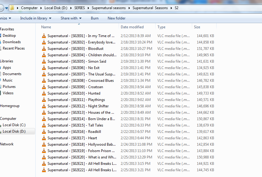 supernatural season 9 torrent download
