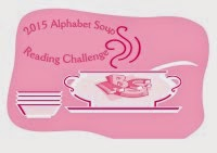Alphabeth Soup Reading Challenge 2105