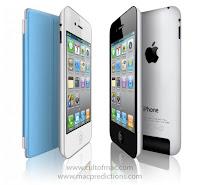 هاتف آي فون 5 ..خفة.. مرونة.. دعم لشبكات الجيل الرابع.. وذاكرة أكبر!