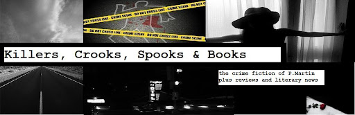 Killers, Crooks, Spooks and Books