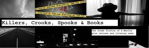 Killers, Crooks, Spooks and Books
