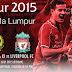 Keputusan Malaysia Vs Liverpool 24 Julai 2015