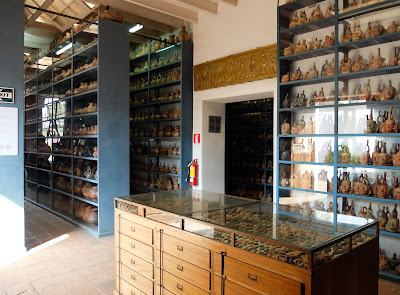 The Storeroom, the Other 95% of the Collection