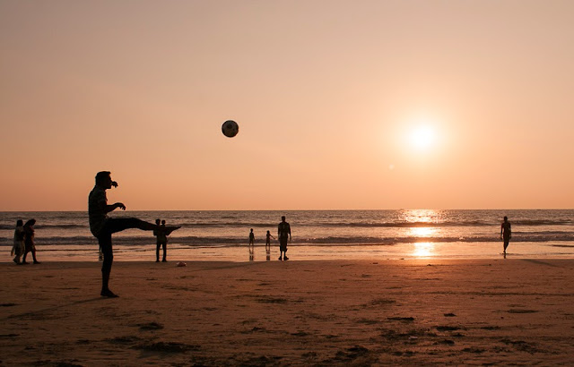 Beach Soccer – Kerala, India
