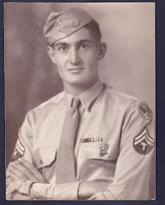 Dad, Randolph M. Owen, WWII