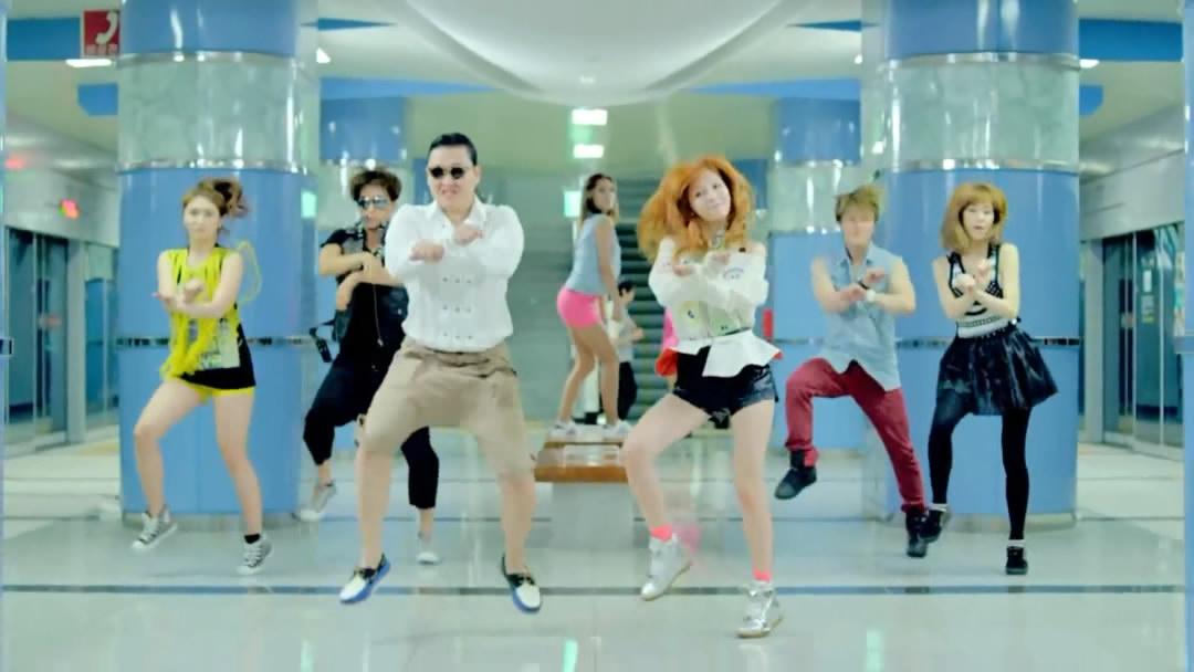 Psy - Oppa Gangnam Style Song Video