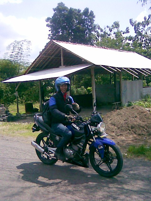 Ganti Lampu Costum + spakbor Kawasaki ZX title=
