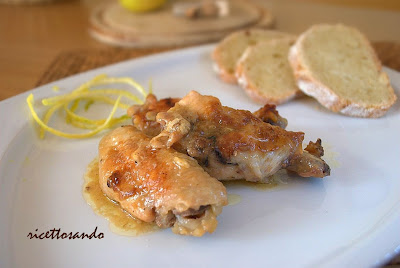 Pollo alla marengo ricetta tradizionale piemontese