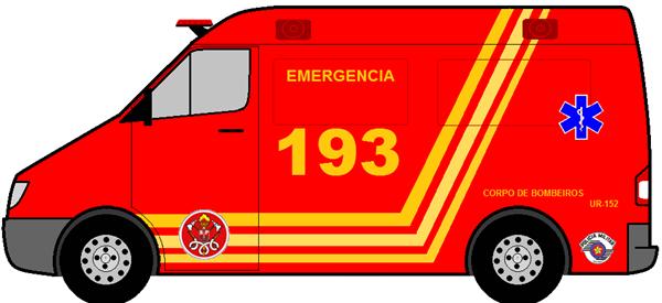 CORPO DE BOMBEIROS: 87* 9 8145-2740