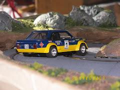 FIAT 131 Abarth Gr:4 1977