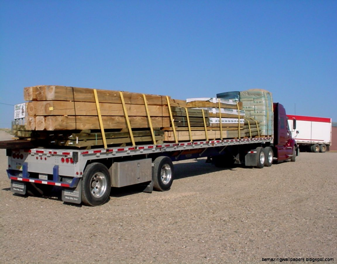 Flatbed Truck Loads