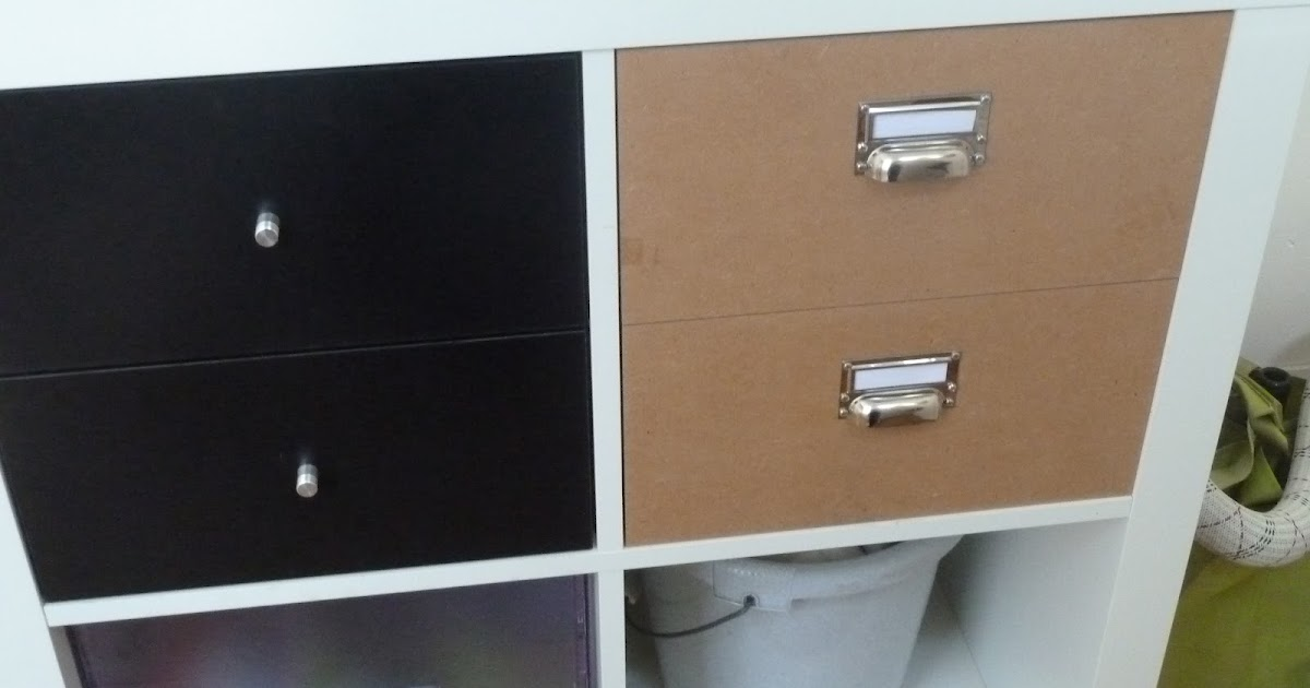 Practical Delights Ikea Expedit drawers