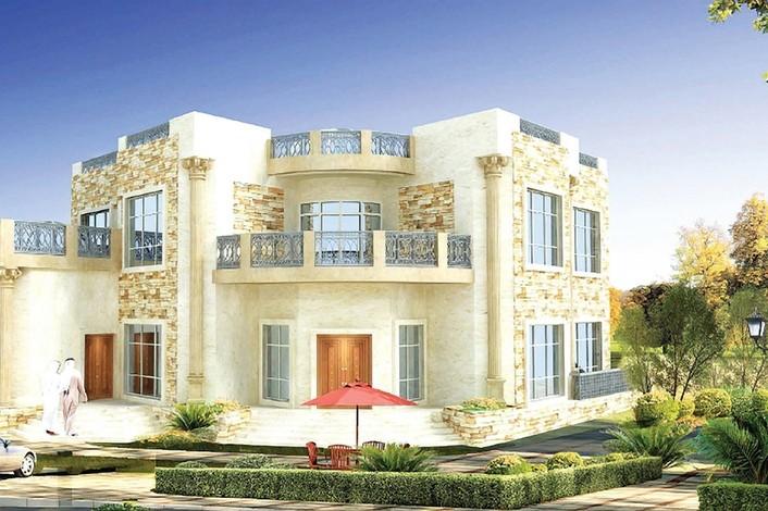 Abu Dhabi Housing Authority released new housing designs for Emirati ...