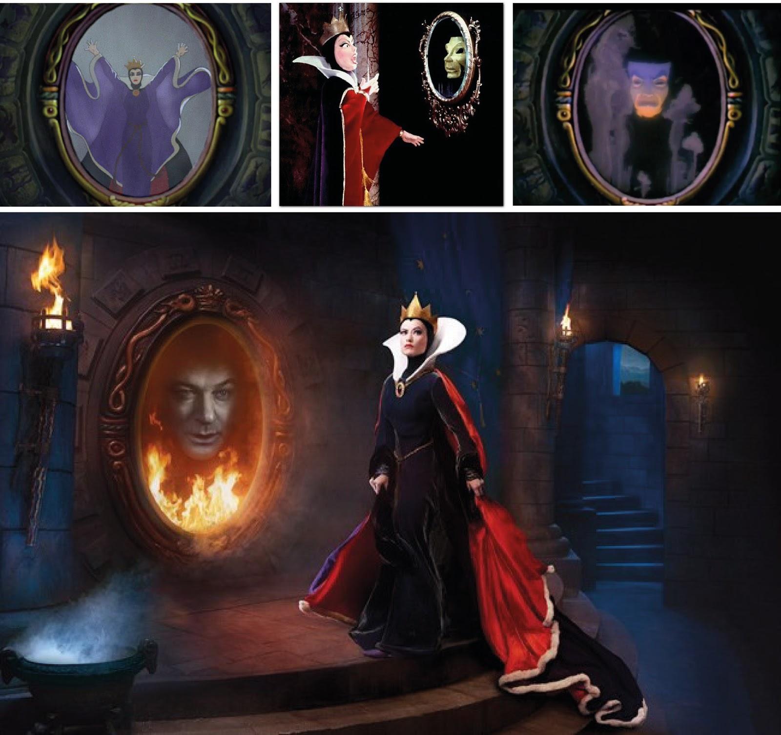 I racconti della cosa lo specchio magico - Prendi lo specchio magico ...