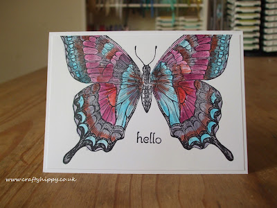 Swallowtail Butterfly, Stampin' Up!
