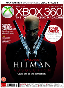 Download Revista Xbox 360: The Official Xbox Magazine Julho 2012