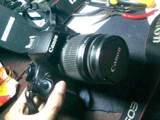 Cara Memperbaiki Lensa Kit CANON 18-55 Auto Focus nya rusak