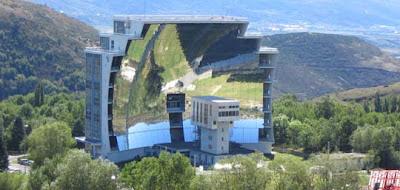 la energia solar termica a gran escala