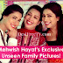 Mehwish Hayat's Exclusive Unseen Family Pictures!