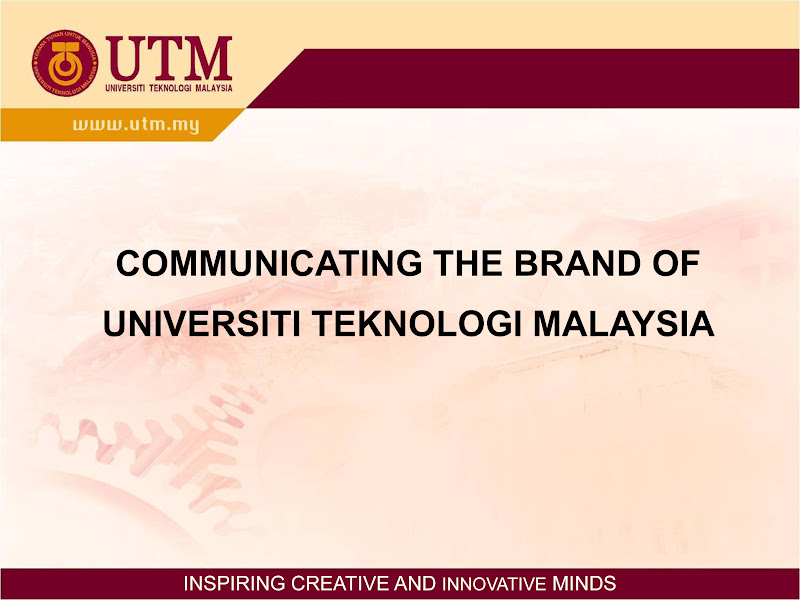 ome to blog graphic unit utm welc, Presentation