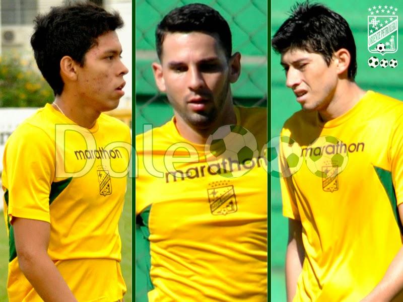 Oriente Petrolero - Alan Mercado - Alejandro Meleán - Pedro Azogue - DaleOoo.com web del Club Oriente Petrolero