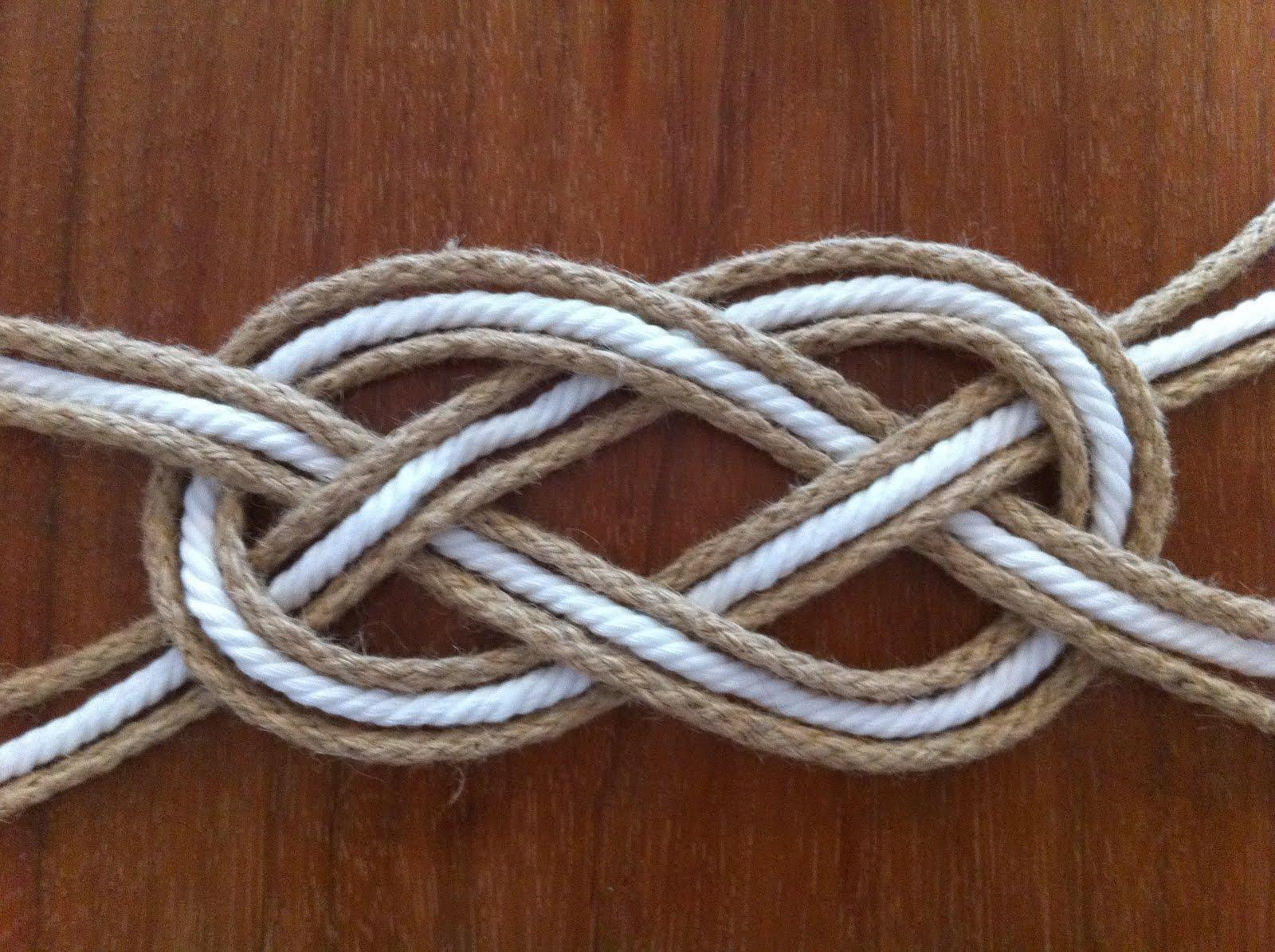 Sailor Knot Ring Diy
