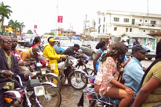 Riding on 'Okada' can Cause High Blood Pressure, Kidney Disorders, Impotence, Others chiomaandy.com