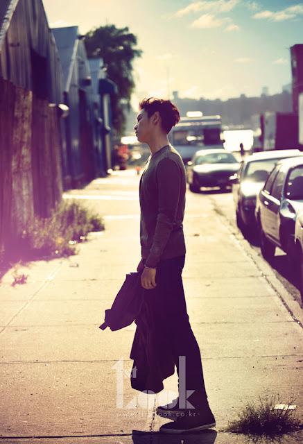 Big Bang T.O.P Calvin Klein 1st Look 5