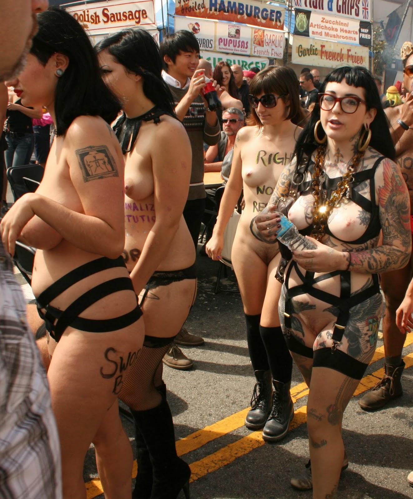 nudist fair