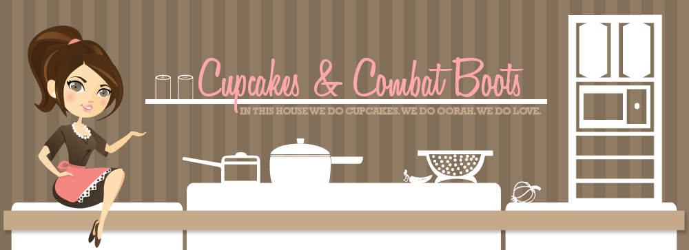Cupcakes & Combat Boots