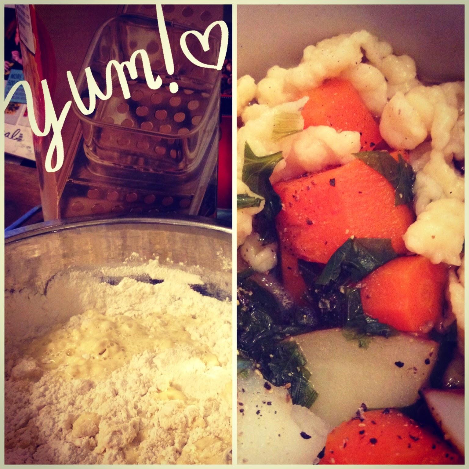 Spaetzle Noodle Recipe