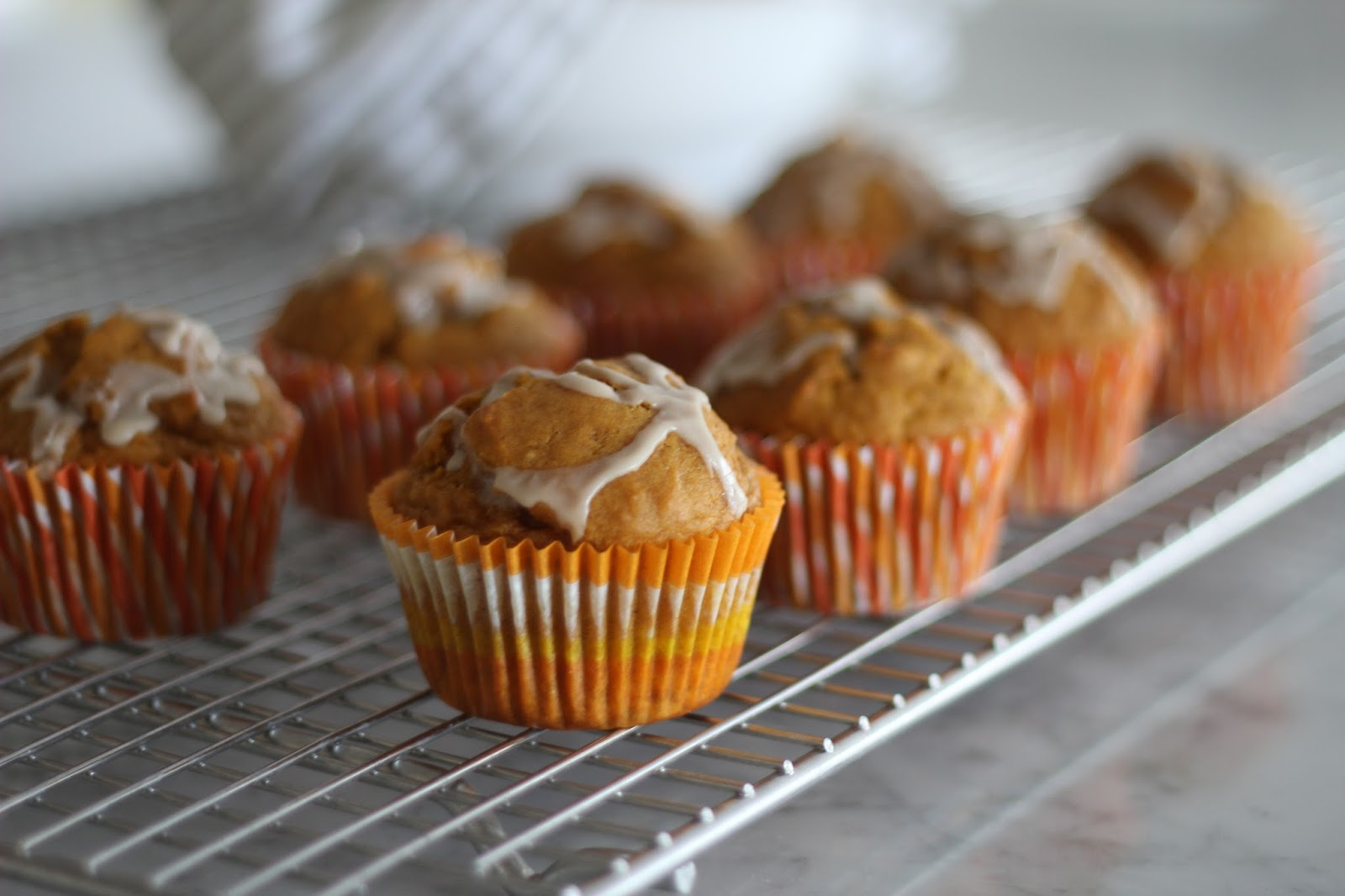 know you are going to love ABK's Pumpkin Applesauce Muffins with ...