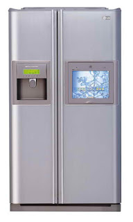 Refrigerador con Internet LG