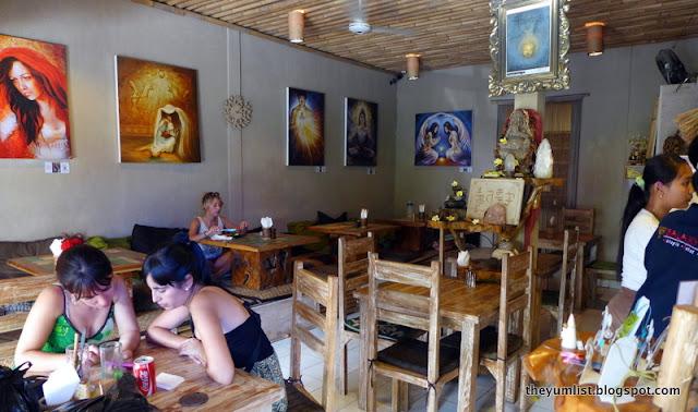 Atman Cafe, Ubud, Bali, Indonesia