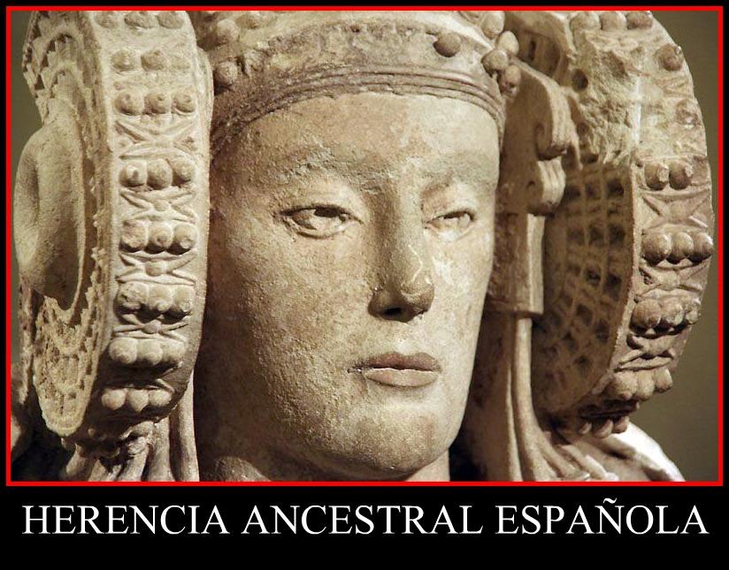 HERENCIA ANCESTRAL ESPAÑOLA