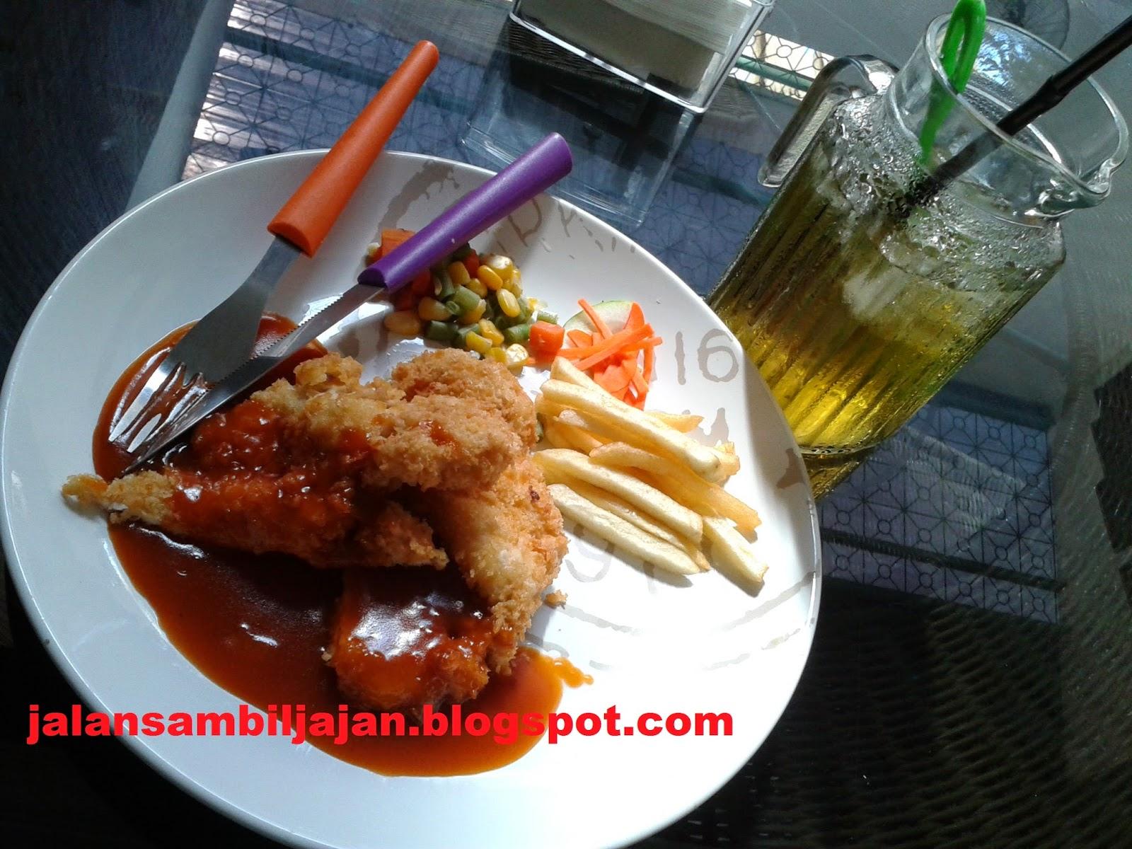 Chicken Snitz Steak Lumer