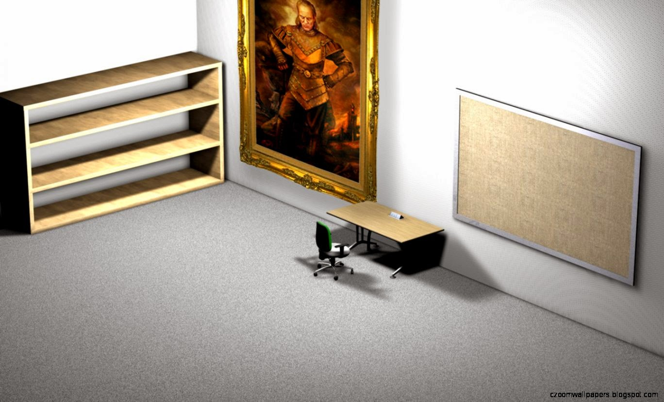 Wallpaper To The Office  Room Ideas