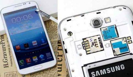 Samsung GALAXY Note 2 Dual-SIM