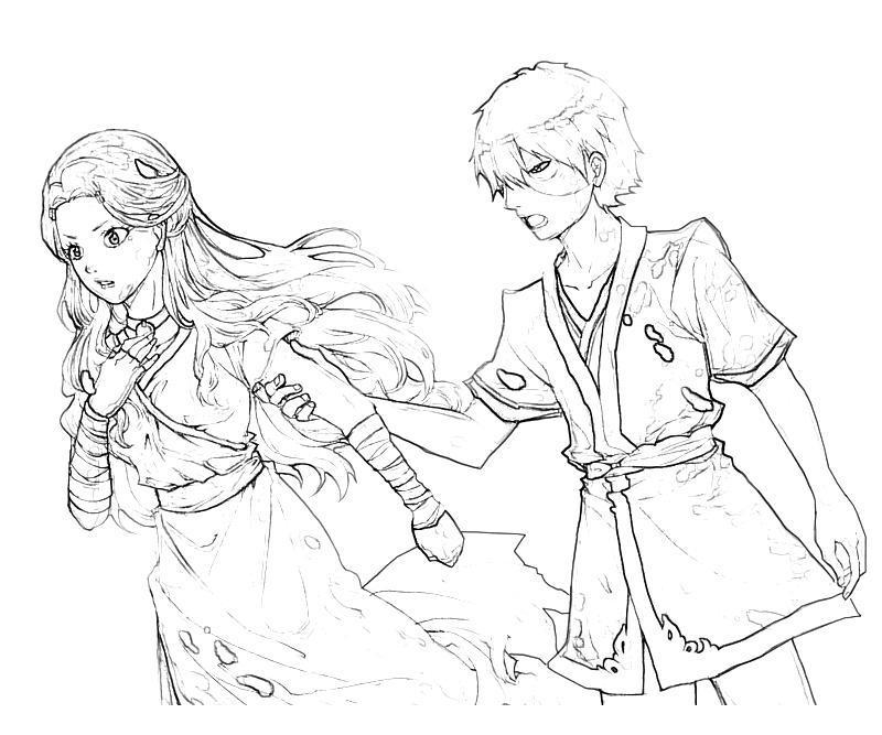 printable-avatar-katara-cute-coloring-pages